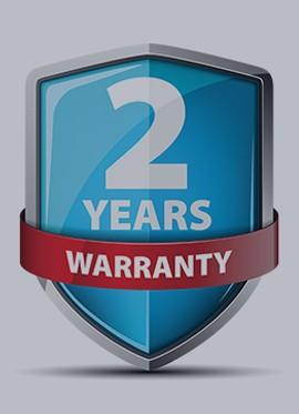 2 Year Warranty Costume Dryer